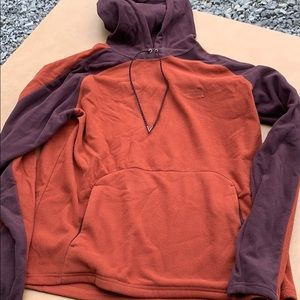 The north face pullover M